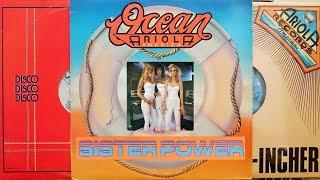 """SISTER POWER -Gimme Back My Love Affair (12"""" Disco)1979 *Paul Sabu"""
