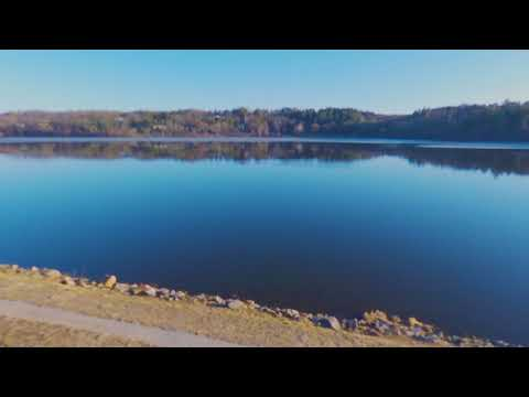 Quick Flights: Drone Over the Huron River