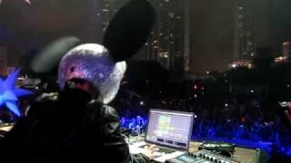 deadmau5 ultra music festival 11 day 2 intro