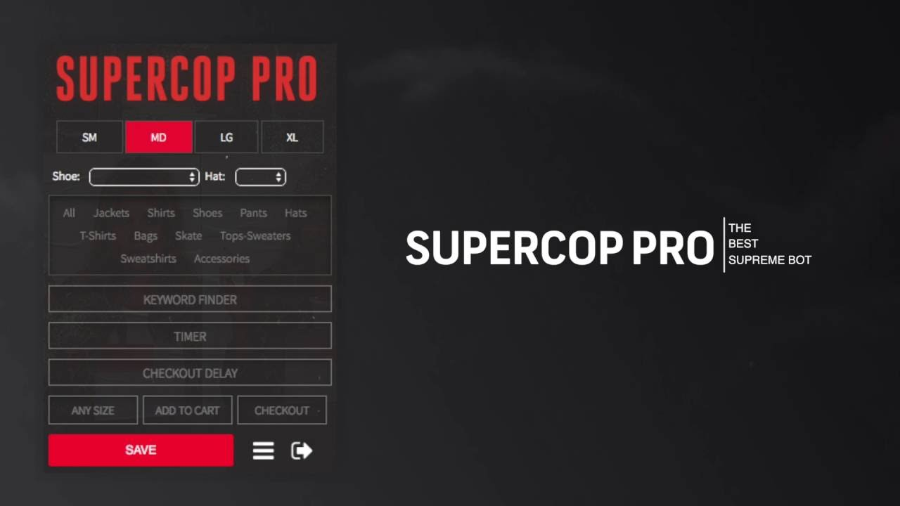 Super cop bot free
