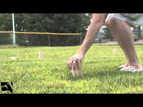 How Do You Play Kubb? - YouTube