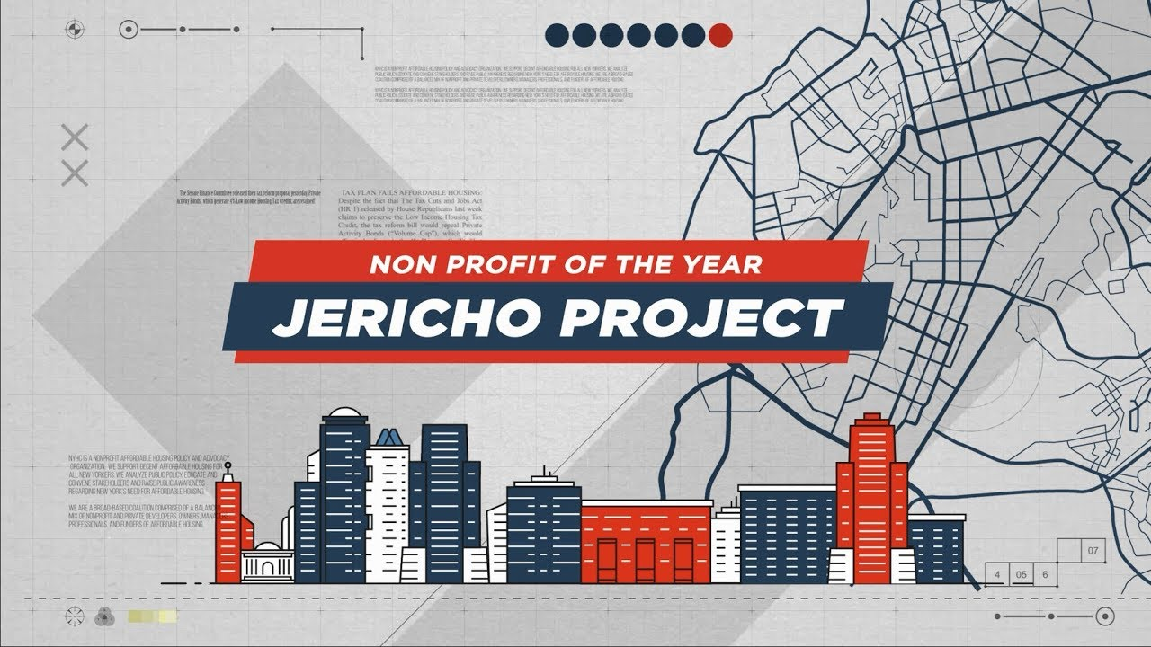 Jericho Project | Off the Streets  On with Life