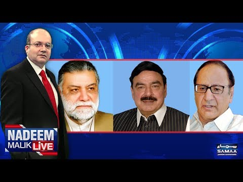 Nadeem Malik Live | SAMAA TV | 13 May 2018