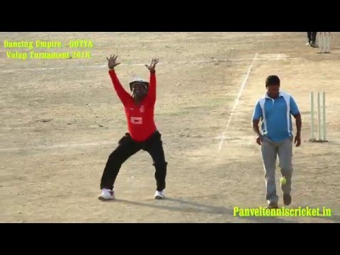Gotya Umpire Dancing from Valap Tournament 2016
