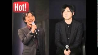 声優の梶裕貴さんと阿部敦さんの教師トークです。 べしは社会とか国語の...