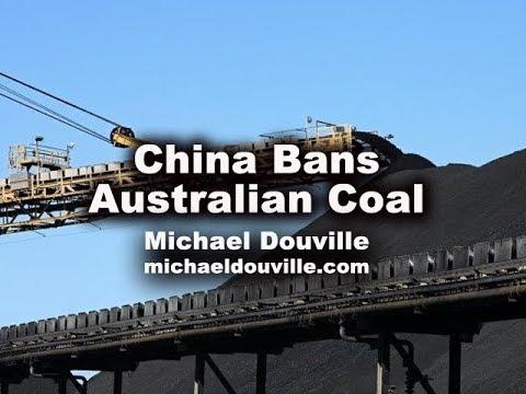 China Bans Australian Coal