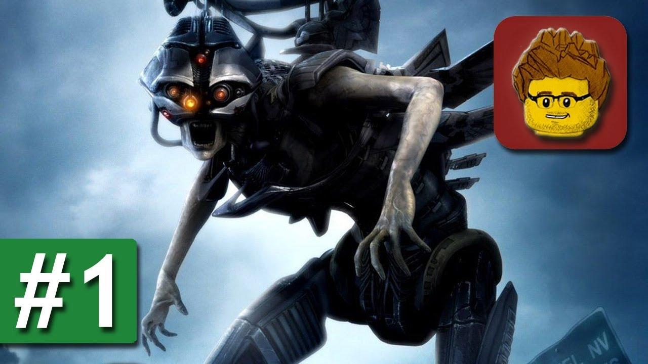 Download BlackSite: Area 51 - #1 - Let's Play zur Shooter-Katastrophe