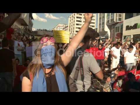 ANKARA TUESDAY PROTESTS