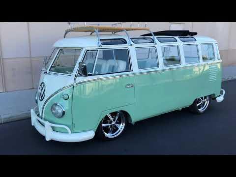 1958 Volkswagen Bus