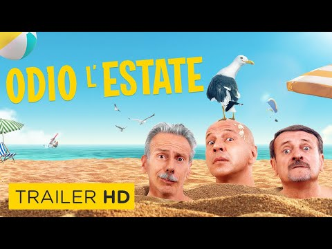 ODIO L'ESTATE - Trailer Ufficiale