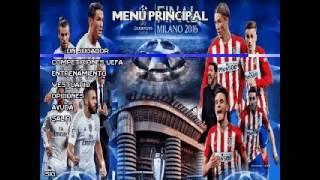 Final Champions League 2016 - PES 2016 Java