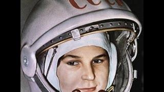 A primeira mulher a ir ao espaço - Valentina Tereshkova