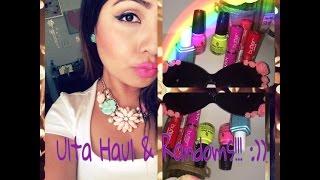 Ulta Haul & More!!!!! Thumbnail