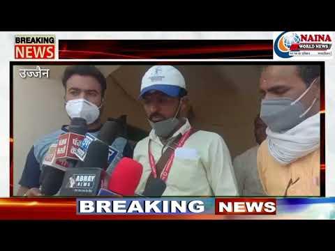 पत्रकारों के खिलाफ बिना जांच दर्ज किए गए प्रकरण को लेकर मुख्यमंत्री के नाम एसडीएम को सौंपा ज्ञापन.