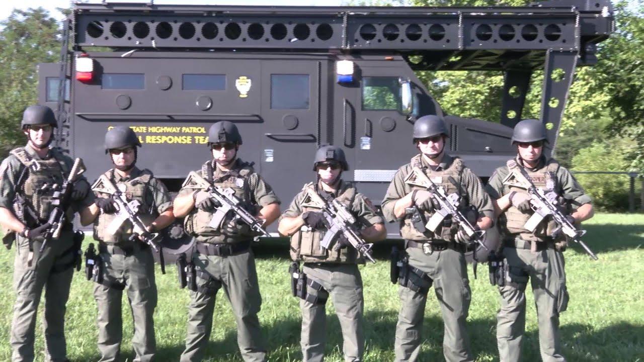 Ohio state patrol assholes