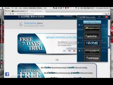 Binary Auto Trader Review 2014 + VPS easy Money