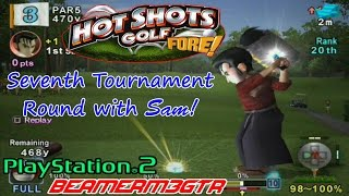 golf fore hentai Shots