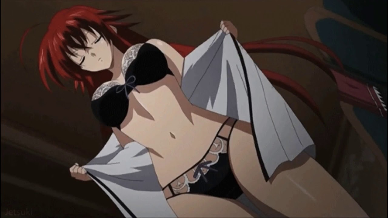 Rias Gremory is the Ultimate Red Headed Waifu!!! - YouTube