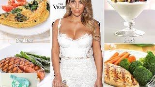 10 Celebrities With Weird Dietary Habits - Top 10 List