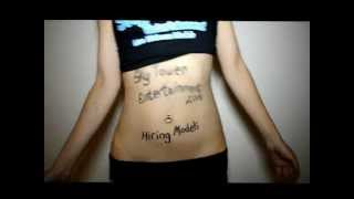Sexy Hot Cute Webcam Girl Belly Dancing