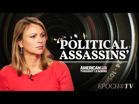 Lara Logan: 'They're Not Journalists. They're Political Assassins' | American Thought Leaders