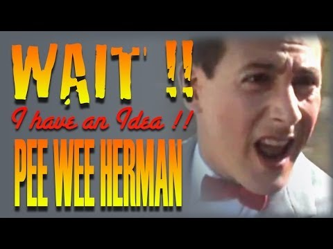 I am BAD Pee Wee!