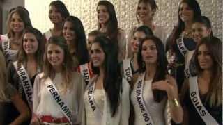 Miss Brasil 2012 - o mistério da foto no almoço com o governador do Ceará