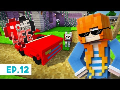 A Brand New Car! | One Life Season 2 - Minecraft SMP  | Ep.12