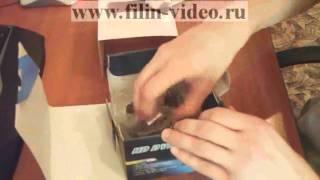 видео Видеорегистратор автомобильный Filin High-Definition 1280х720P
