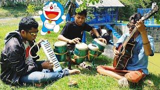 Lagu Doraemon - Cover Bogrex irama