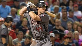 Paul Goldschmidt Ultimate 2017 Highlights