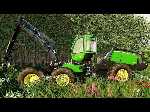 FS19 - Forestry and Farming on Ravenport 122