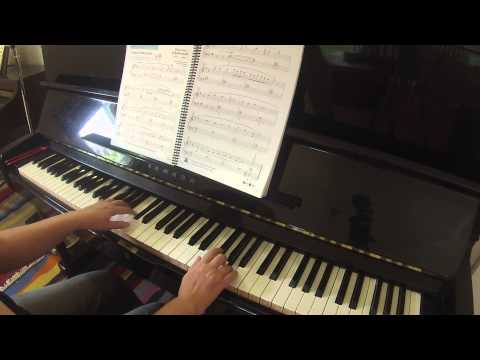 Theme from Scheherazade by Rimsky-Korsakov Adult Piano Adventures all-in-one lesson book 2