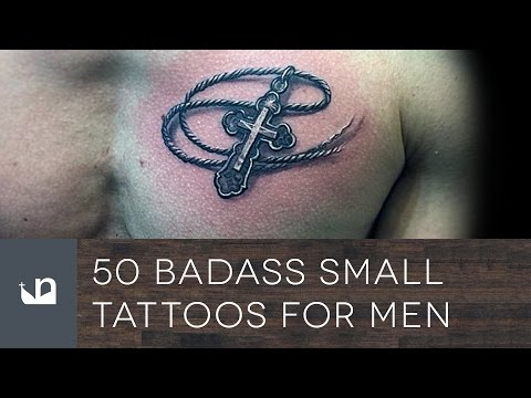 50 Badass Small Tattoos For Men Smart Tattoo Ideas