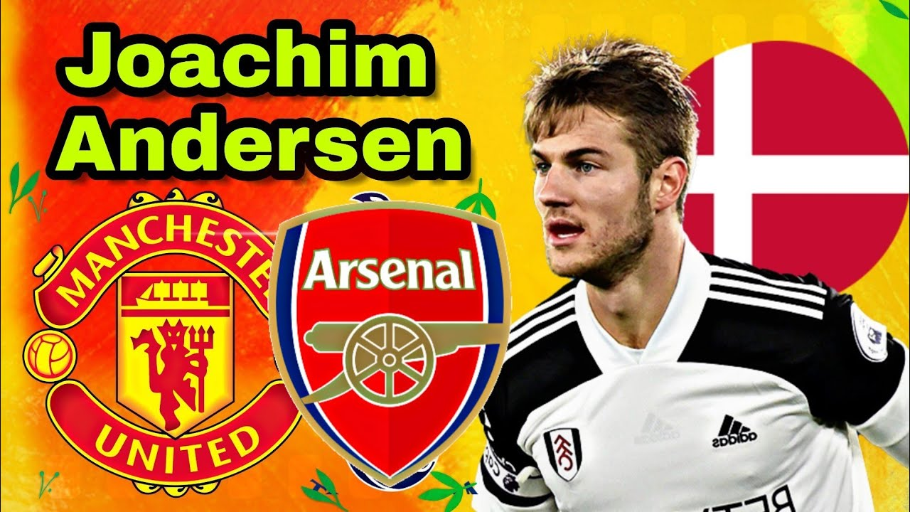 Download 🔥Joachim Andersen ● This Is Why Man United & Arsenal Want Andersen 2021 ► Skills & Goals