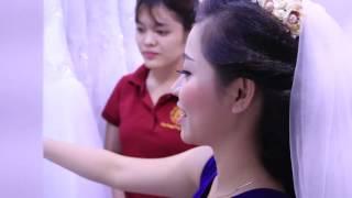 Chương trình thử làm cô dâu công ty Áo Cưới Thiên Đường