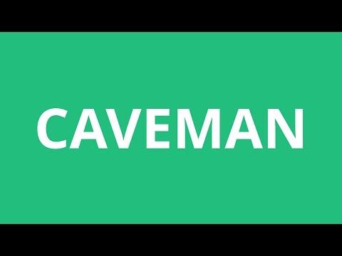 How To Pronounce Caveman - Pronunciation Academy
