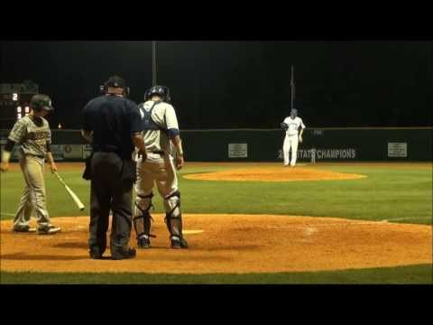 Bryan Cruse pitches a shutout NO-HITTER with 12 Ks versus Houston High on 4-30-2013
