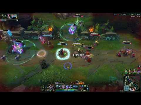 Nasus Gameplay   League Of Legends Bionic Hybrid Of Zaun No Commentary