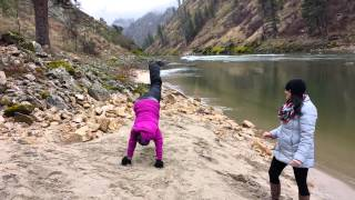 Women With Bait River Dance