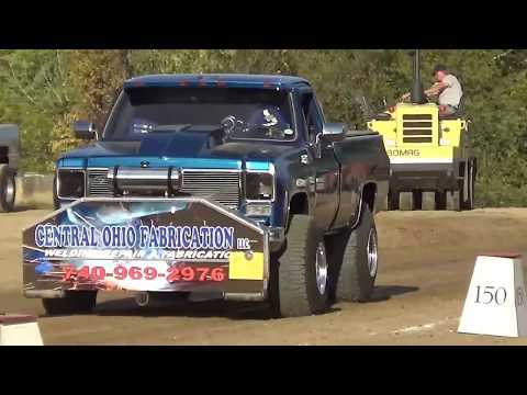 Central Ohio Truck Pull Circuit (COTPC) - Delaware Co Fair 2