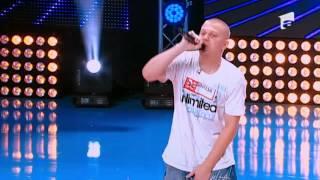 Gambar cover Rareş Raicu a cântat o compoziţie proprie la preselectiile X Factor Romania!