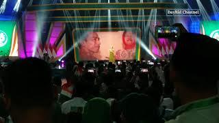 MERINDING, BCL Nyanyikan Lagu Bunda di Harlah PPP