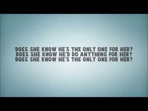 Nathan Grisdale - Only One Lyrics