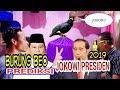Burung beo memprediksi jokowi pemenang pilpres 2019/2024