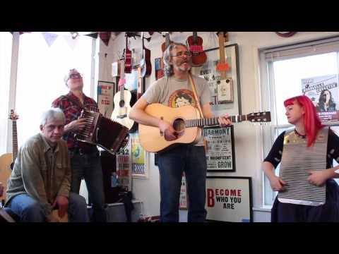 Cajun Dawgs at Union Music Store