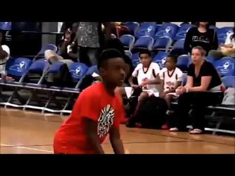 8c6ccd199bb2 LeBron James Jr Amzaing Basketball Skills Complitation - YouTube