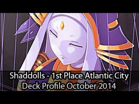 Shaddolls - 1st Place Jeffrey Torres Atlantic City - Yugioh Deck Profile October 2014