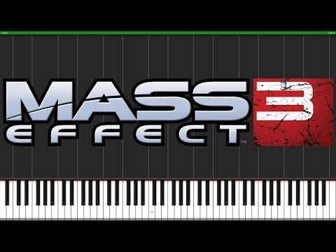 An End, Once And For All - Mass Effect 3 [Piano Tutorial] (Synthesia) // Torby Brand
