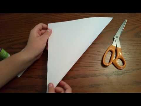 How to make a envelope out of paper